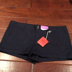 Mossimo navy shorts size 15